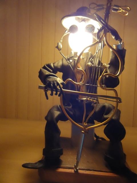 jazz・・・卓上ライト L  cello 05