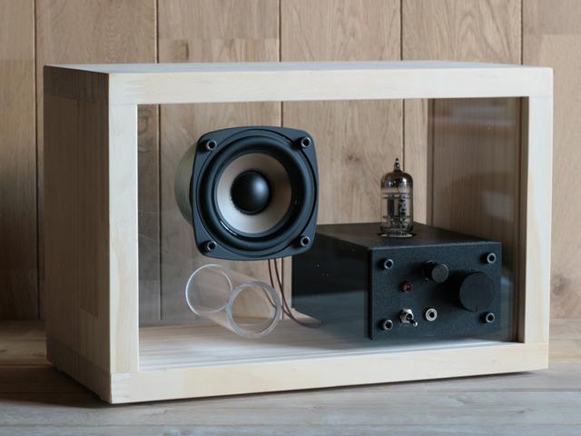 acrylic speaker pine [�����ɥ������¢]