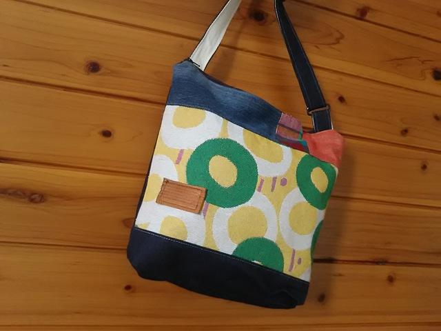 ☆sale☆ゴブラン織のショルダーバッグ
