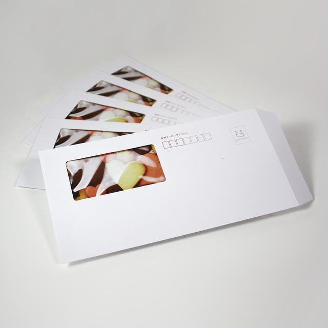 妄想マッピング あの人からの贈り物封筒 手作りのお菓子(長3封筒・5枚入)