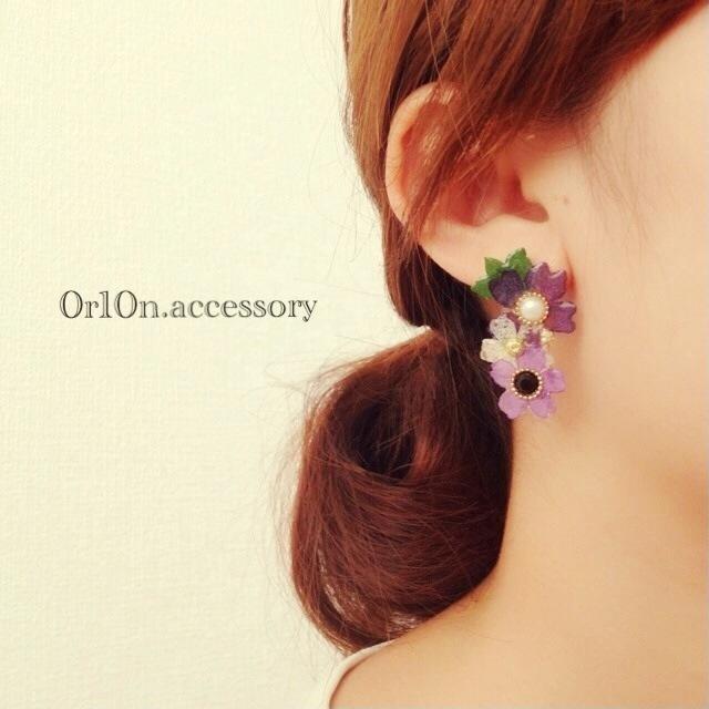 flower pierce.【no/1】