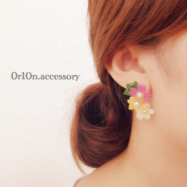 flower pierce.【no/3】