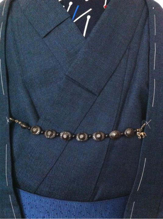 一匹狼羽織紐