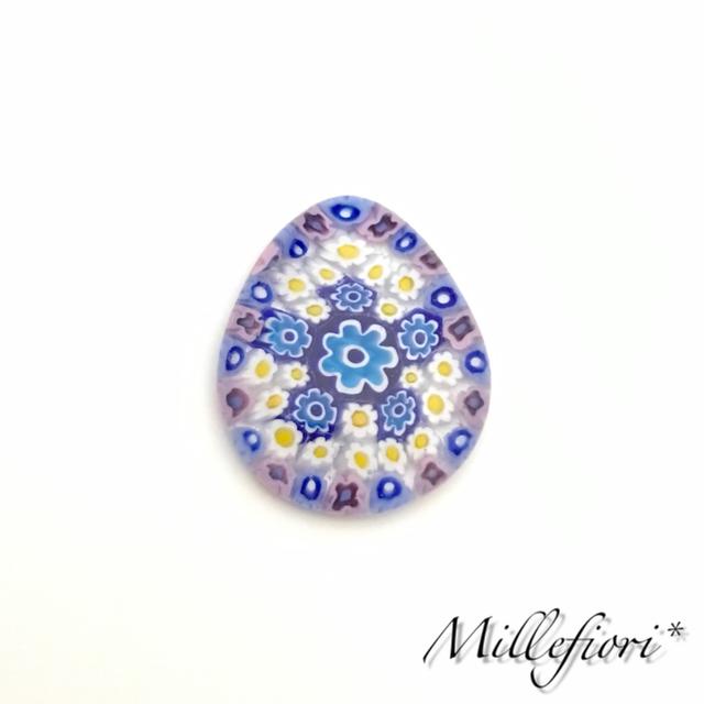 【花星】セミオーダー★ベネチアンガラスのアクセサリー