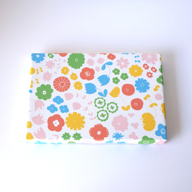 flower song ファブリックパネル (wind)