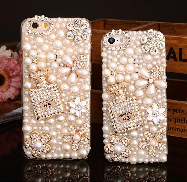 パールiPhoneケース 全機種対応iphone6 ...