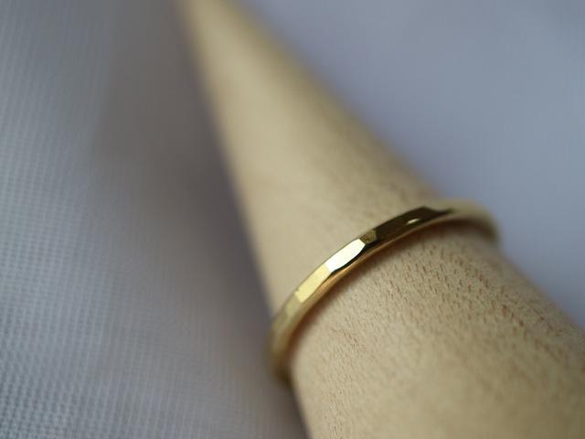 hammertone ring【blass】