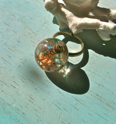 <SOLD> Seascape Ring
