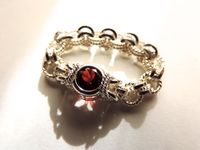 『 Sincerity ( heart ) 』Ring by SV925
