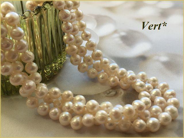 Vert* 【Vermeil】 ホワイトポテト淡水...