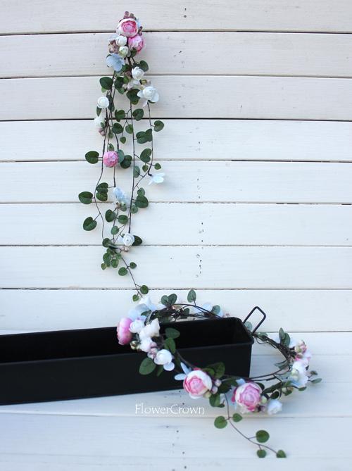 花かんむり +ピンク+ #20#