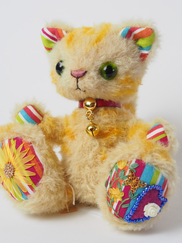 【受注生産】18cmトラ猫