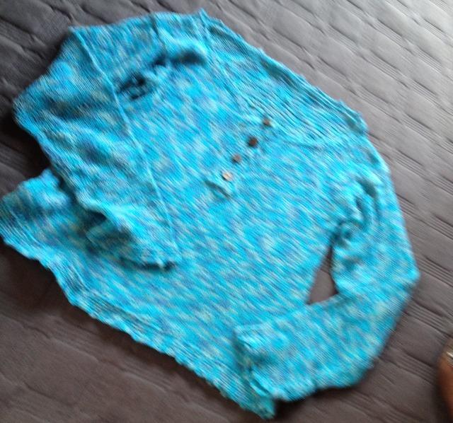 シルクマープルのセーター