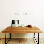 low table 90