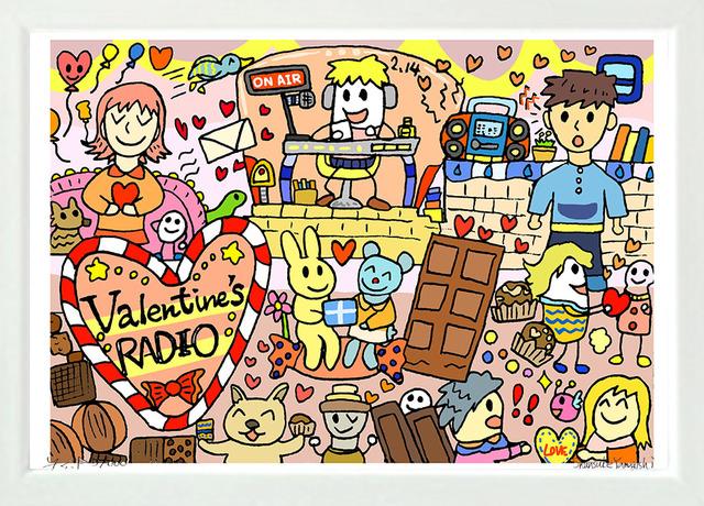 Valentine's RADIO (A4frame)