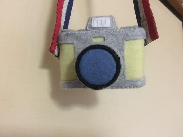 キッズ★ミラーレスカメラ