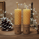 Honeycomb candle🐝ショート2本SET