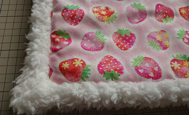 strawberry mat