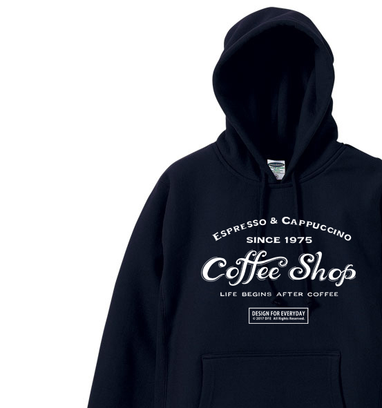 【厚手生地】【あったか】カフェ(COFFE...