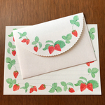 Letter Set Strawberry(レターセット)