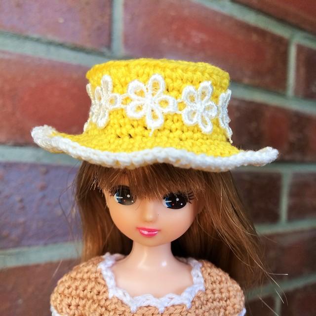 リカちゃん用 帽子?