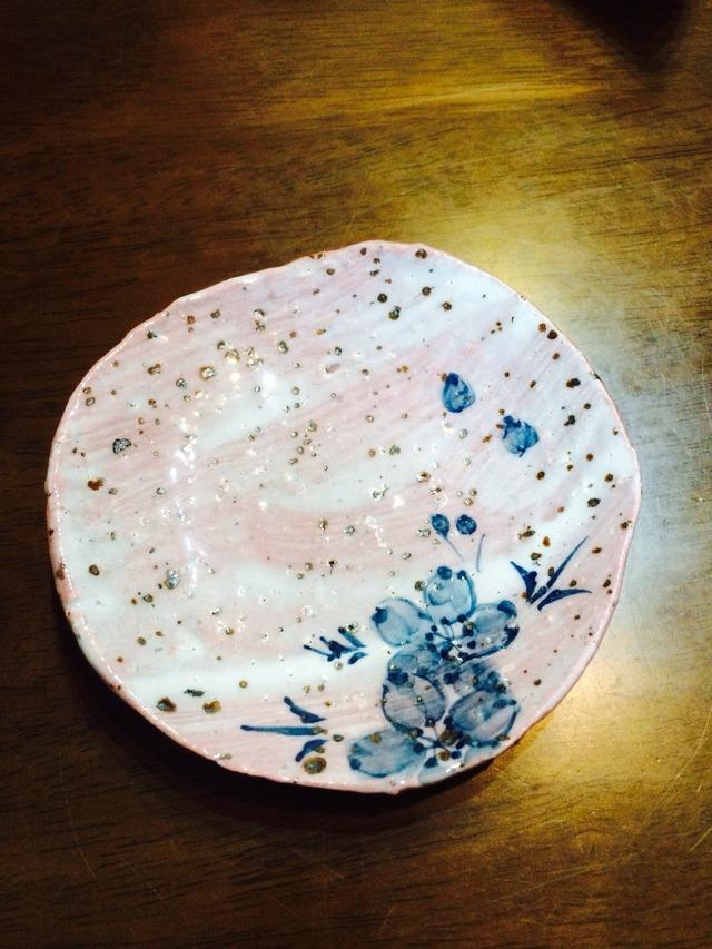 桜窯 小皿