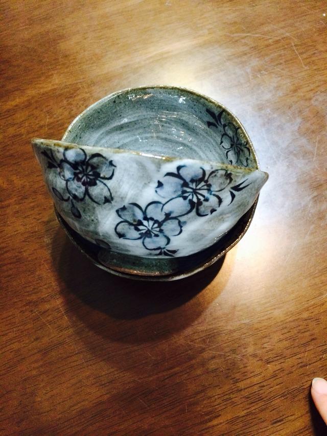 桜窯 お茶碗
