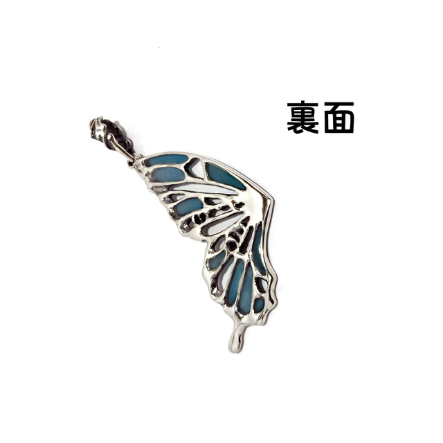 swallowtail(left wing size:M) - resin ver(m006)