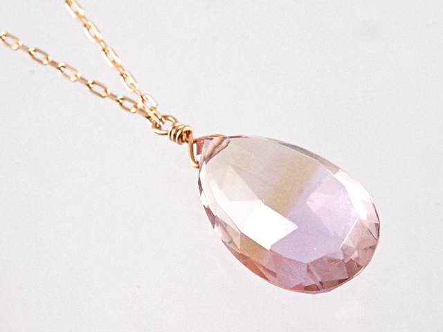 K10 Ametrine Necklace