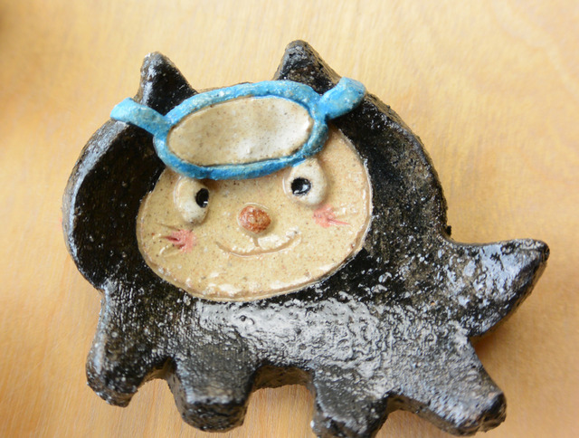 猫の豆皿【2014summer】LAST-STAGE