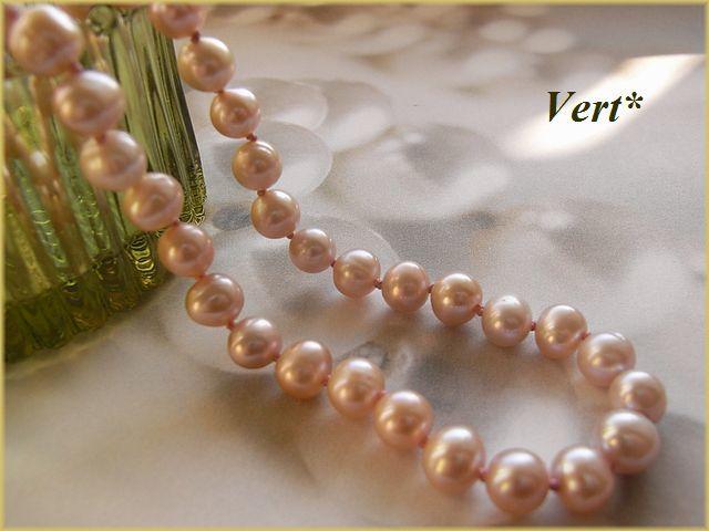 Vert* 【Vermeil】 ピンクゴールドポテ...