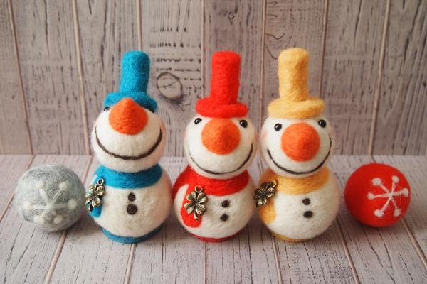 So Cute!Snowmans!