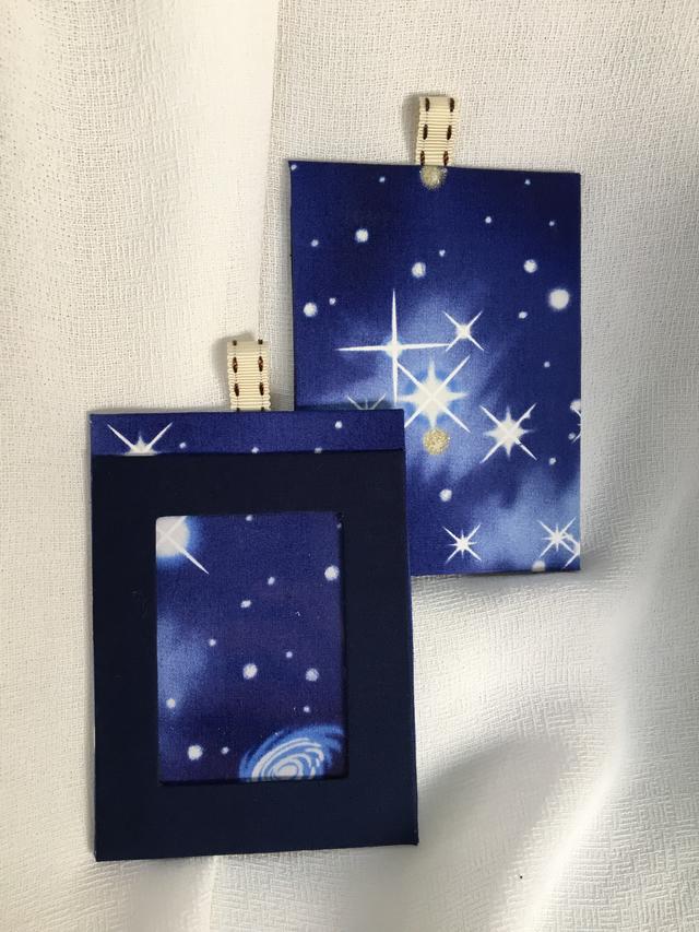 ICカードケース【宇宙】