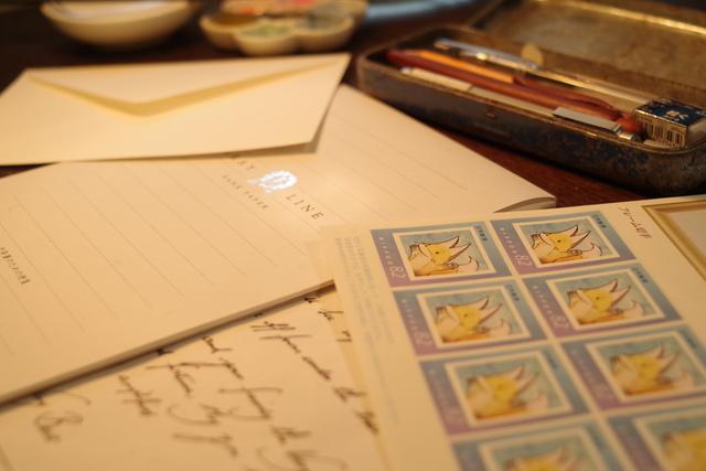 オリジナル82円切手 2枚