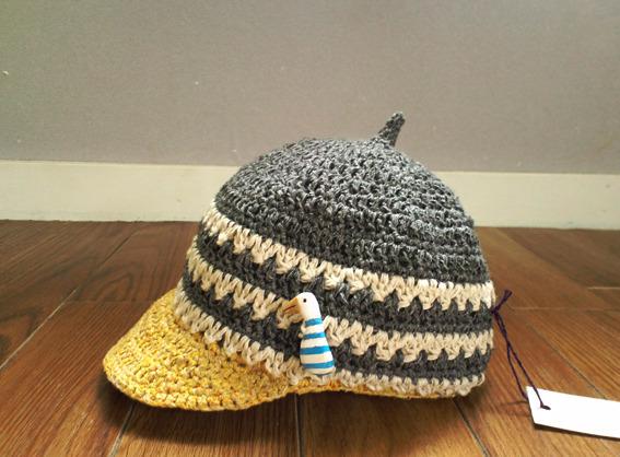 キトリカコラボ*しましまとんがり帽