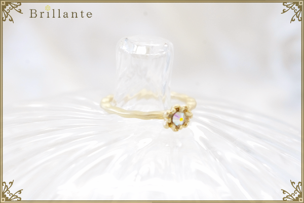 petit florence ring (MG-crystalAB)