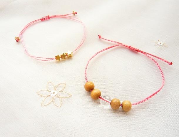 星と水晶(pink)