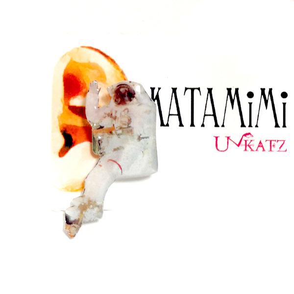 Ukatz KATAMiMi NO.K73 着陸宇宙飛行士 片耳イヤーカフ
