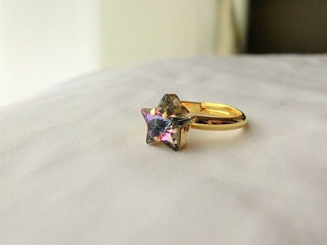 薔薇星の光のリング