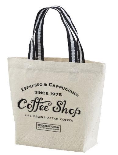 カフェ(COFFEE SHOP) トートバック ...