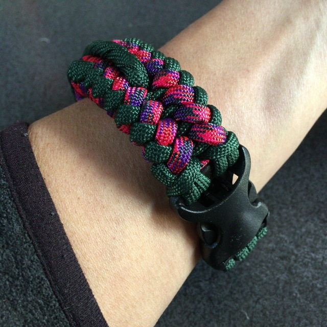 Ridge Sanctified Paracord Bracelet パラコードブレスレット