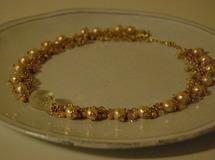 マカロンの結晶ネックレス 1