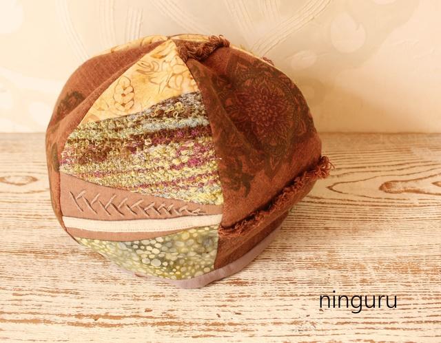 版工房「福」とのコラボ ベレー帽
