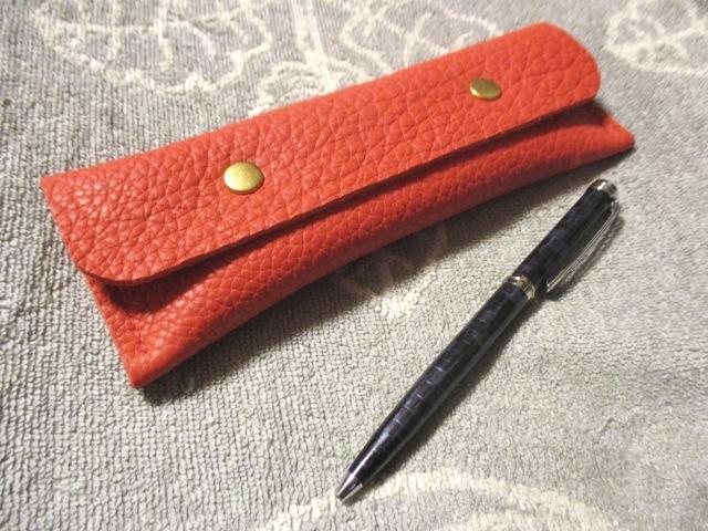 くたっと柔らか シンプルな手縫いペン...