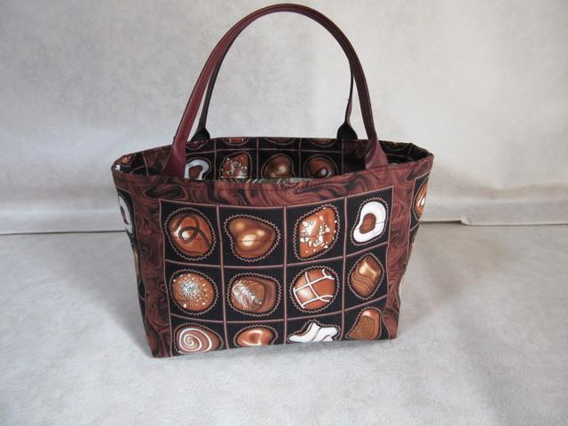 チョコレートトリュフミニバッグ