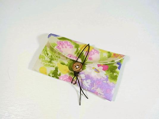 名刺・カードケース 「スプリング・ガーデン」