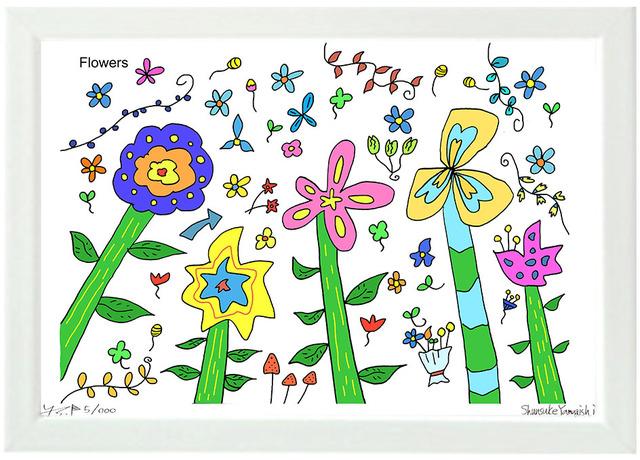 Flowers (A3frame)