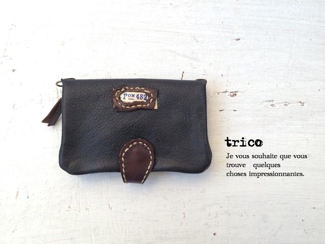 お財布カードケース(ブラック)