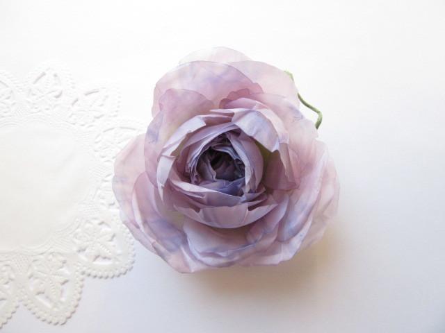 Loseamethyst~薔薇のコサージュ