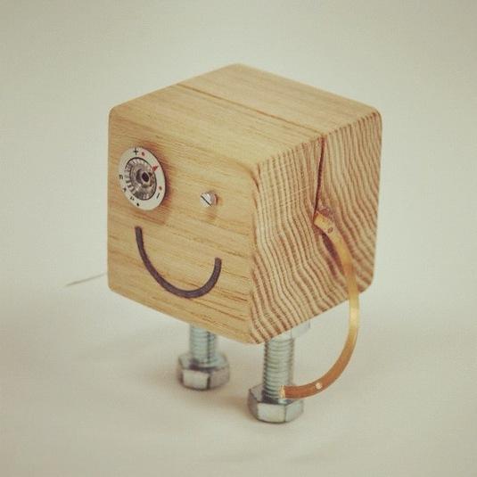 Resurrectio Robot S/N 0008